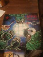 AUTOPSY - Severed Survival LP black Metal Vinyl Schallplatte