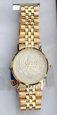 Vintage 1989 Armitron Collectible Looney Tunes Watch, Gold Face - Bugs Bunny