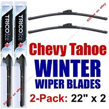 2000+ Chevy Chevrolet Tahoe Winter Wipers 2-Pack - Snow Ice Cold - 35220x2