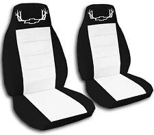 2008 to 2014 Chevy Antler Bucket Seat Covers Avalanche Silverado Suburban Tahoe