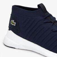 Lacoste LT Fit FLEX 319 1 Mens Textile Casual Blue Sneakers Shoes 38SMA0003-092