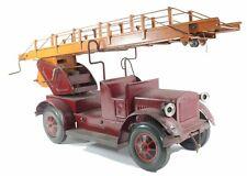 Karl BUB - CAMION POMPIER 1930 / jouet ancien