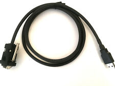 NEW  DELL SWITCH SERIAL TO USB CONSOLE CABLE FOR POWERCONNECT M6220 P/N WY835