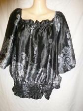 City Chic Satin Tops for Women