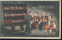 Curt Mahr : Das 1x1 der Handharmonika Band 3