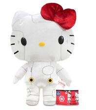 Brand New Official Furyu Hello Kitty x Kid Robot Stuffed Plush Doll - White