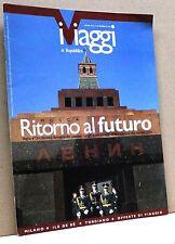 I VIAGGI DI REPUBBLICA -  Mosca [Rivista - Anno II, n.17, 26 Febbraio 1998]