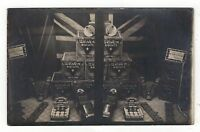 WW2. PATRIOTIC SHOP WINDOW DISPLAY.OLD R.P  POSTCARD