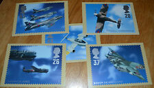 Aircraft Printed Collectable Military Postcards