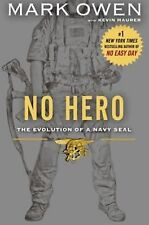 No Hero: The Evolution of a Navy SEAL (Thorndike Press Large Print Bas-ExLibrary