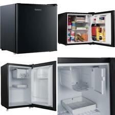 Mini Fridge Cooler Single Door Compact Refrigerator Black Beverage Small Freezer