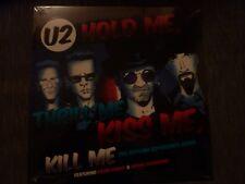 U2 HOLD ME THRILL ME KISS ME KILL ME (RARE MAXI COLLECTOR RSD BLACK FRIDAY)