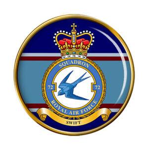 72 Escadron, Raf Broche Badge