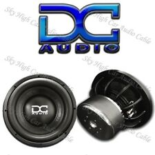 "DC AUDIO Level 4 18"" 2 ohm Dual Voice Coil Subwoofer 1400/2800 Watt NEW"