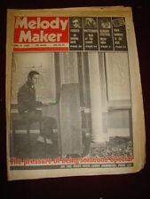 MELODY MAKER 1980 JUNE 21 SPECIALS 2-TONE WHITESNAKE READING FESTIVAL PIL