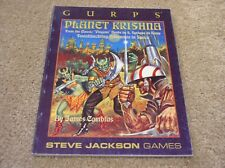 Steve Jackson Games GURPS Planet Krishna supplement