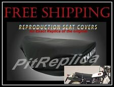 YAMAHA XT500 G/H 1980 - 1981 *SHORT SEAT TYPE* SEAT COVER [YPVLT]