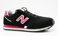 New Balance WL554SMK Classics Lifestyle Sneaker Schwarz Pink N1/06 Gr. 37,5