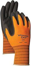 NEW NWT Wonder Grip WG510M Medium Sienna Wonder Grip® Nitrile Palm Gloves Large