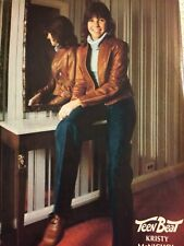 Kristy McNichol, Scott Baio, Double Full Page Vintage Pinup