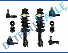 1993-1996 1997 1998 VW Golf Jetta Front Strut Pair Outer Tie Rods Ball Joints