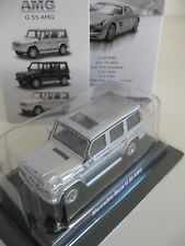 Mercedes Benz G 55 AMG  Silver  **** KYOSHO 1:64 OVP