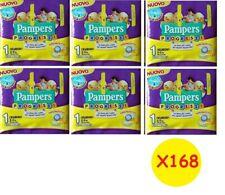 Pampers Progress 168 Windeln Neugeborenen tg.1 (2-5 kg) 6 Packungen A 28 Stk