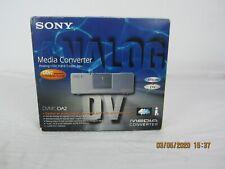 Sony DVMC-DA2DV hardware codec media converter link