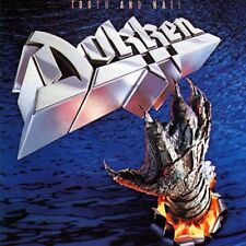 DOKKEN - TOOTH AND NAIL - CD SIGILLATO U.S.A.