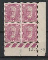 FRANCOBOLLI - 1933 FRANCIA FR. 1,25 HUGO MNH E/2302