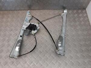 2008 RENAULT CLIO Mk3 Right Drivers O/S Front Window Regulator