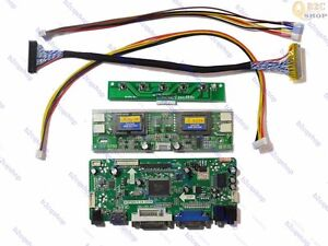 DIY HDMI+VGA LCD Controller Driver Board Kit for LM220WE1-TLE1 1680X1050 monitor