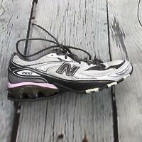 New Balance 7500 size 9.5 WR7500WP Gray Pink Women's Running Shoes Athletic