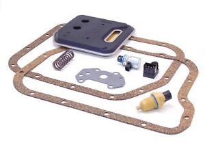 A518 46RE 47RE 48RE Dodge Jeep Filter Kit Solenoid & Sensor Set 2000-Up (21597)*