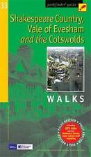 Shakespeare Country, Vale of Evesham and the Cotswolds: Walks-ExLibrary
