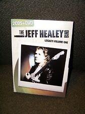 Legacy, Vol. 1 [Box] by Jeff Healey (CD, Mar-2009, 3 Discs, Arbor Records)