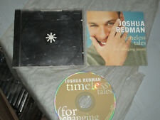 Joshua Redman - Timeless Tales (Cd, Compact Disc) complete Working
