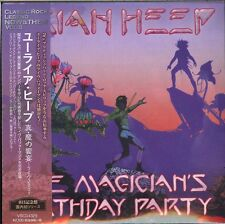 URIAH HEEP-THE MAGICIAN'S BIRTHDAY PARTY-JAPAN MINI LP CD Ltd/Ed F56