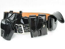 Gould & Goodrich 1311 KPA Police Utility Belt Safariland Gun Holster Size 40