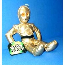 HASBRO STAR WARS BUDDIES - C-3PO Robot 10 inch Plush from 1997 KENNER-BRAND NEW