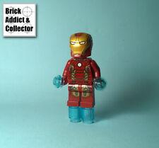 LEGO ® Marvel Figurine minifig Super heroes Iron Man Mark 43 SH167 76031 76038