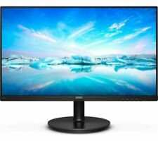 "Philips 242V8 IPS LCD Monitor de pantalla ancha de 23.8"" - Negro"