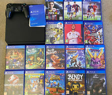 Sony PlayStation 4 500GB FIFA 19 Console Bundle - with Controllers and 17 Games
