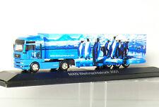 Herpa Man Camión de Navidad 2001 - Top en Vitrina