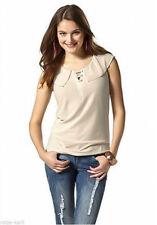 Vero Moda Klassische Damenblusen,-Tops & -Shirts im Trägertops-Stil für Freizeit