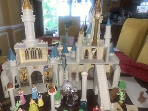 Walt Disney World Parks Retired Disney Cinderella Castle Toy not tested