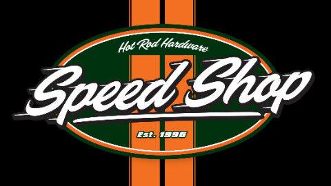 HOT ROD HARDWARE SPEED SHOP