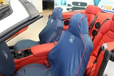 Maserati Seat Covers with Wheel Cover