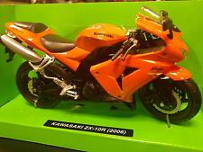 New Ray Kawasaki Ninja ZX-10R 2006 1:12 oranje