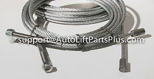 Equalizer Cables for Bend Pak Lift / Magnum Lift / MX-10ACX / Set of 2 Cables
